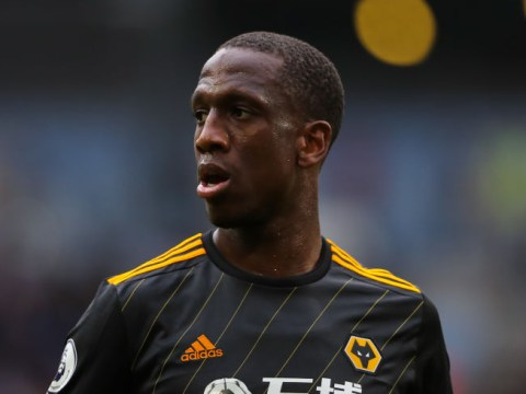Arsenal target Wolves centre-back Willy Boly