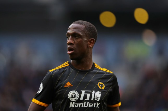 Wolves defender Willy Boly is on Arsenal's radar