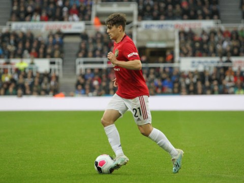 Man Utd star Daniel James reveals what Ole Gunnar Solskjaer tells him to do on the pitch