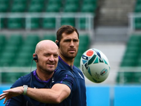 Rugby World Cup: Gregor Townsend confident Scotland vs Japan will go ahead despite Typhoon Hagibis