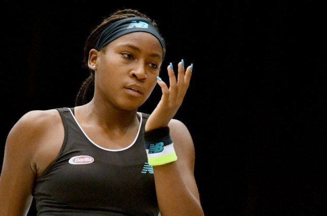 Coco Gauff defeat Andrea Petkovic to reach the final of the Linz Open