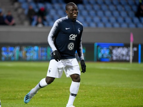 N'Golo Kante returns to training after Andreas Christensen & Mateo Kovacic suffer injury scares