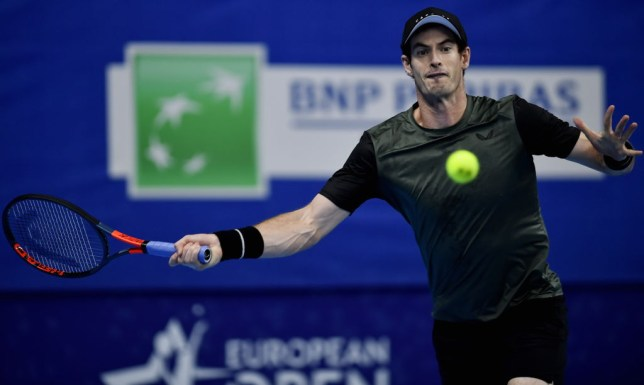 Andy Murray wants to rediscover 'killer instinct' after notching up first European win in 16 months in Antwerp