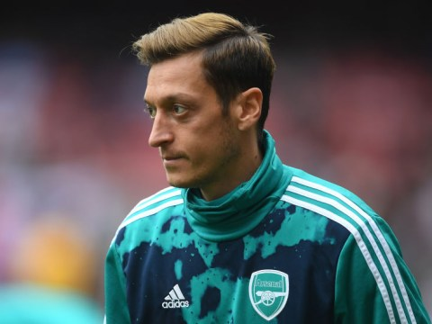 Raul Sanllehi backs Unai Emery decision to axe Mesut Ozil from Arsenal squad