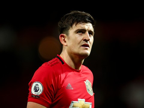 Manchester United defender Harry Maguire plays like Sunday league 'amateur', says Rafael van der Vaart