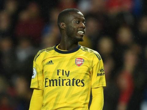 Why Unai Emery is responsible for Nicolas Pepe's sluggish start at Arsenal
