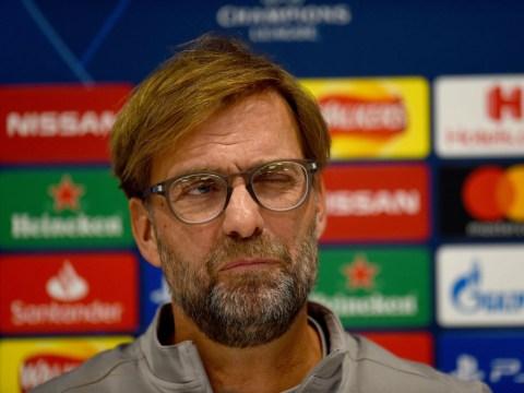 Sadio Mane and Naby Keita warn Liverpool boss Jurgen Klopp about Red Bull Salzburg's support
