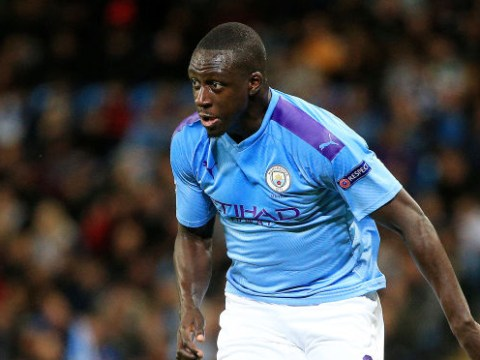 Manchester City issue injury update on Benjamin Mendy ahead of Wolves clash