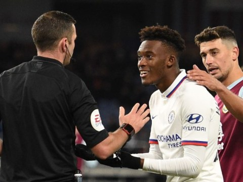 Burnley boss Sean Dyche slams Chelsea's Callum Hudson-Odoi in latest diving rant