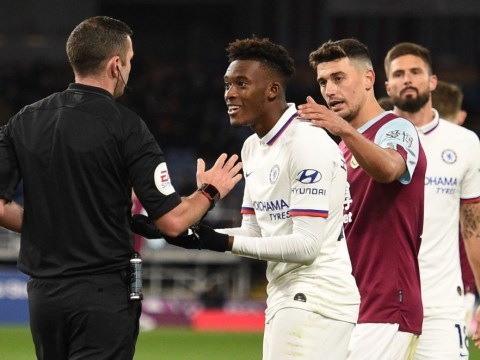 Frank Lampard defends Callum Hudson-Odoi after Sean Dyche accusation