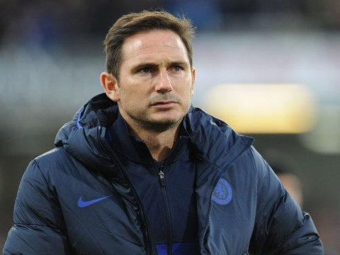 Frank Lampard issues warning to Manchester United ahead of Chelsea clash