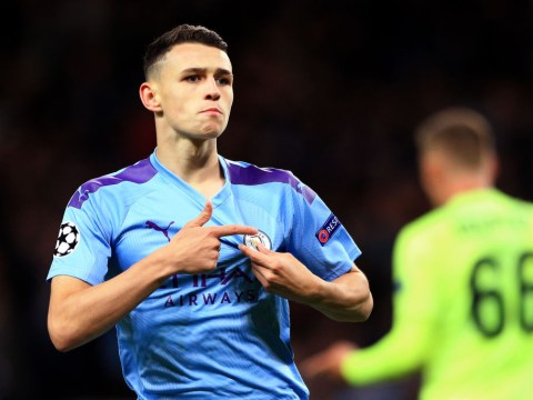Manchester City wouldn't sell Phil Foden for £450m, insists Pep Guardiola