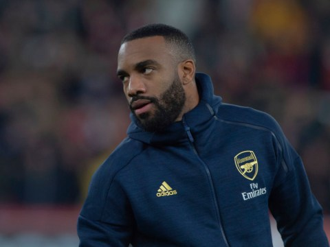 Alexandre Lacazette 'likes' Instagram post telling Unai Emery and Granit Xhaka to leave Arsenal