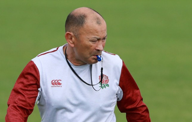 Eddie Jones is the man who will guide England through the knockout stages of the Rugby World Cup