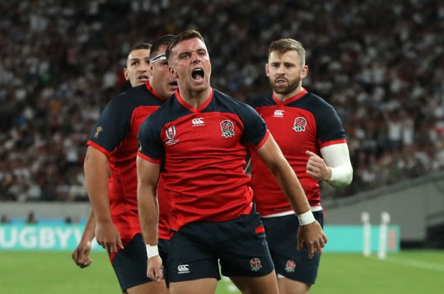 George Ford has impressed during England's World Cup campaign but has been dropped to the bench for the quarter final against Australia