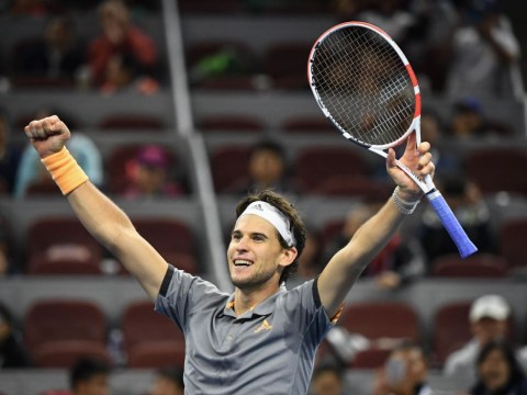 Dominic Thiem wins China Open to draw level with Nadal and Djokovic for most 2019 titles