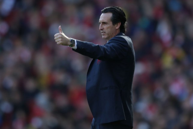 Unai Emery tells Arsenal he is happy with squad ahead of January transfer window