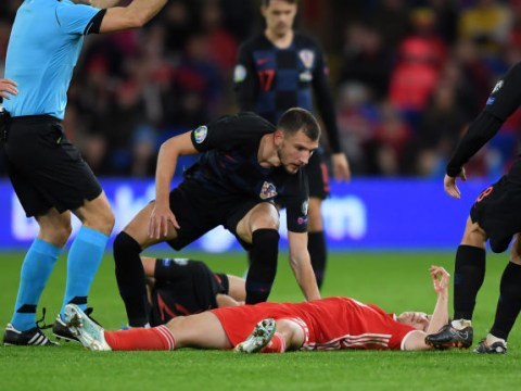 Manchester United star Daniel James insists he was not knocked out after blow to head