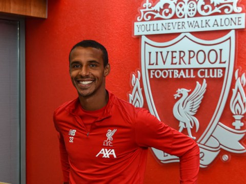 Joel Matip signs new long-term contract with Liverpool after impressive start to the season