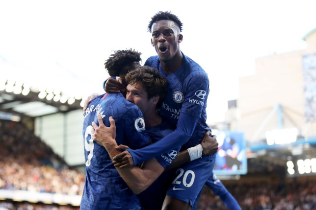 Callum Hudson-Odoi impressed Alan Shearer as Chelsea beat Newcastle in the Premier League