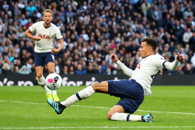 Dele Alli speaks out on his controversial goal against Watford