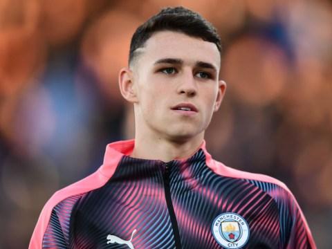 Phil Foden is the obvious successor to David Silva at Man City, says Joe Hart