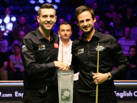 Mark Selby annihilates David Gilbert in English Open final to claim first title in over a year