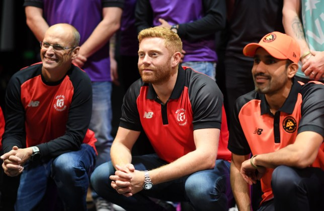 Jonny Bairstow is keen to reclaim his place in England's Test team