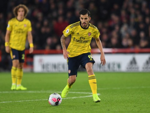 Dani Ceballos makes Arsenal vow after damaging defeat to Sheffield United