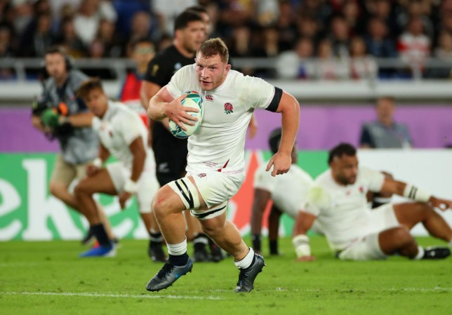 Clive Woodward explains why Nigel Owens was right to rule out England's try vs New Zealand