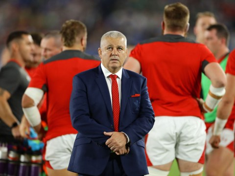 Wales and New Zealand would prefer drinking game to World Cup third-place play-off, says Warren Gatland
