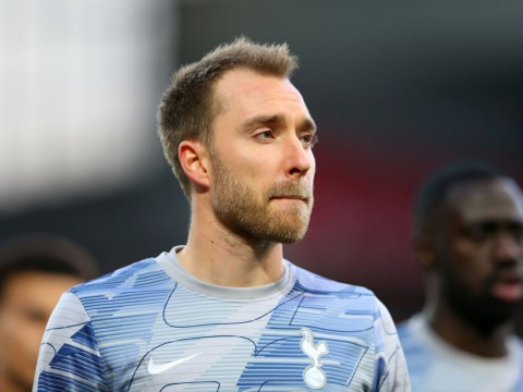 Tottenham drop asking price for Manchester United target Christian Eriksen