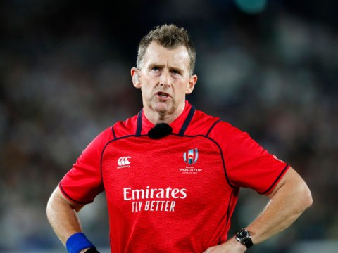 Nigel Owens misses Rugby World Cup final as Jerome Garces takes charge of England v South Africa