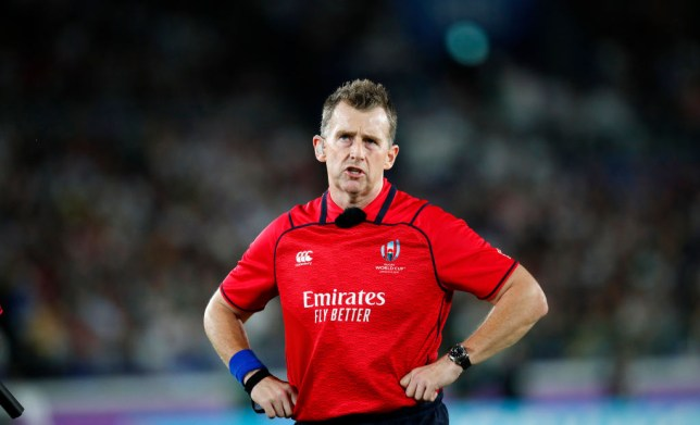 The real reason Nigel Owens wasn't picked to referee England v South Africa final
