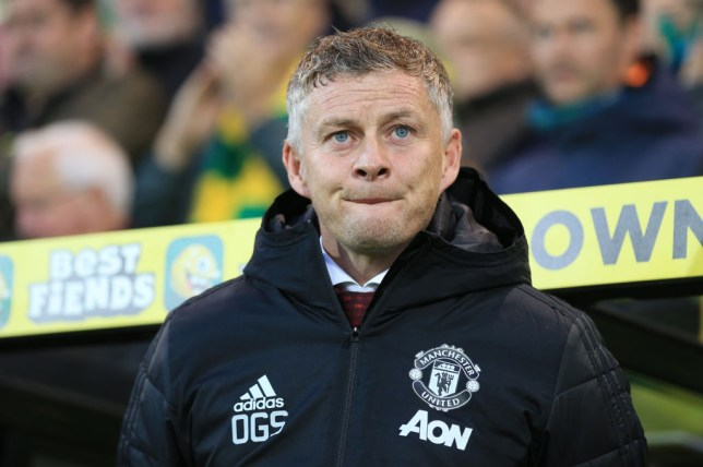 Ole Gunnar Solskjaer is determined to add to his squad in January
