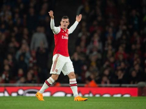 David Seaman slams Arsenal captain Granit Xhaka but praises Unai Emery's 'brilliant' response