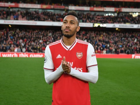 Pierre-Emerick Aubameyang considering Arsenal exit despite club's efforts over new deal