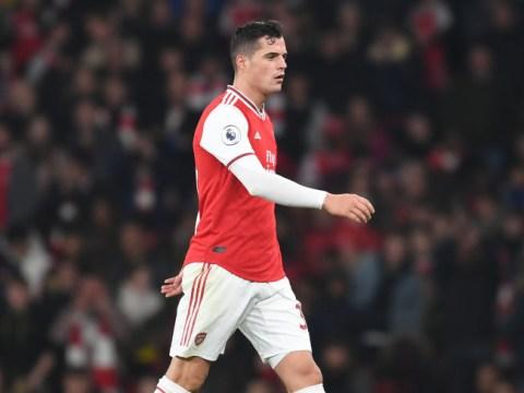 Arsenal legend Nigel Winterburn urges Unai Emery to strip Granit Xhaka of captaincy