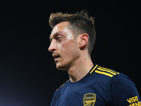 Ian Wright thrilled with Mesut Ozil performance on return to Arsenal first team against Liverpool