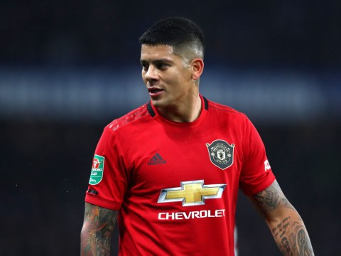 Ole Gunnar Solskjaer to block Marcos Rojo's departure in January despite Everton interest