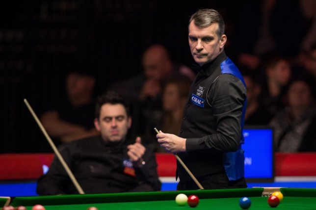 Mark Davis labels Ronnie O'Sullivan thrashing at English Open as his 'best result'