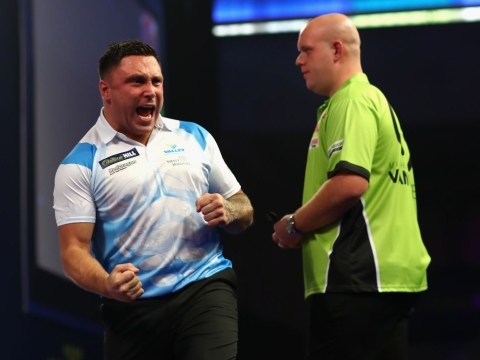 'I will beat Michael van Gerwen and he knows it,' says Gerwyn Price ahead of Grand Slam of Darts defence