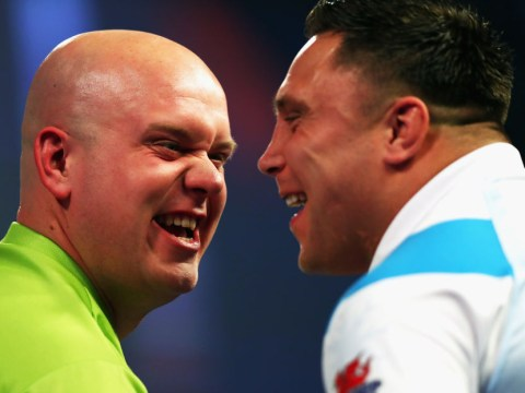 Wayne Mardle picks Michael van Gerwen to beat Gerwyn Price to PDC World Championship glory