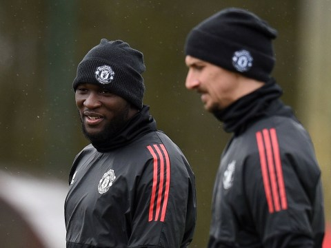 Zlatan Ibrahimovic reveals how Romelu Lukaku snubbed bet over his first touch at Manchester United