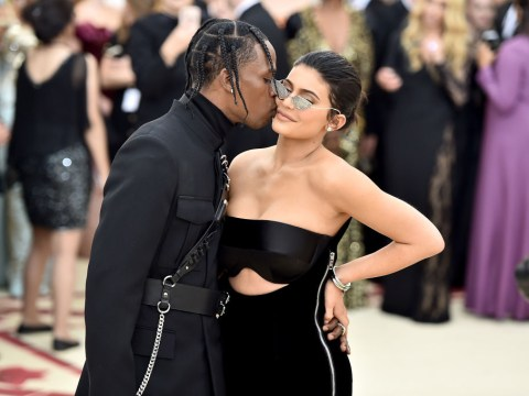 Kylie Jenner and Travis Scott didn't have a massive bust-up – they just 'fell out of love'