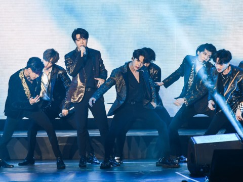 GOT7 in London review: K-Pop stars delivered a spectacle that was far from insecure