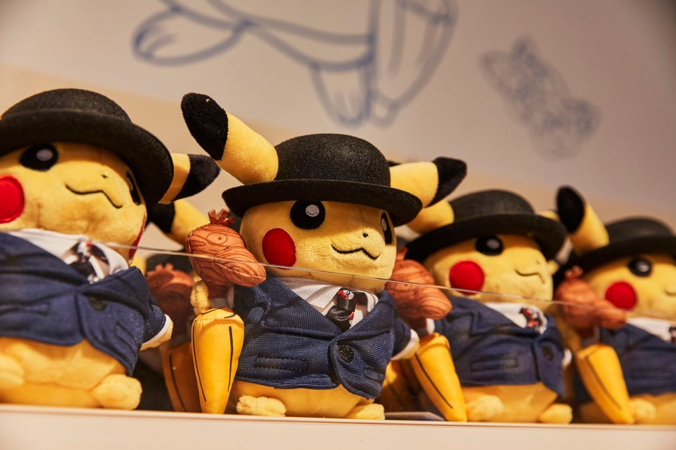 Pokémon Center London store is open now (and we've been)