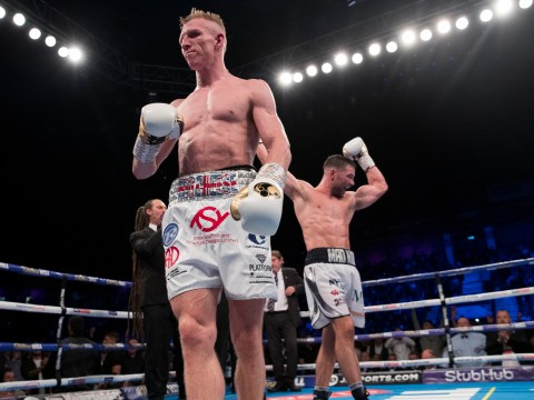 Ted Cheeseman slams 'corrupt' points defeat to Scott Fitzgerald