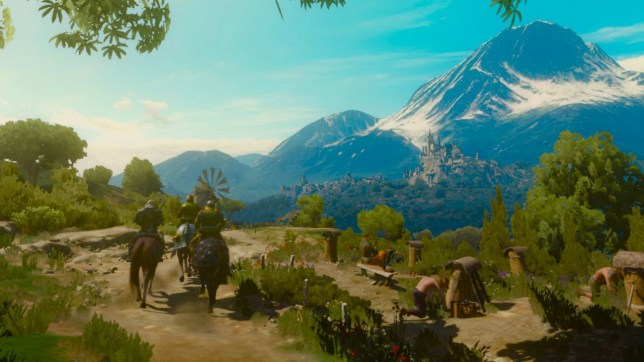 The Witcher 3: Wild Hunt Switch review – pure witchcraft