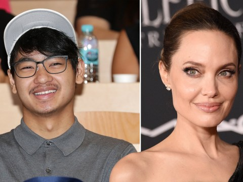 Angelina Jolie 'so proud' of son Maddox as she shares emotional story of him starting university